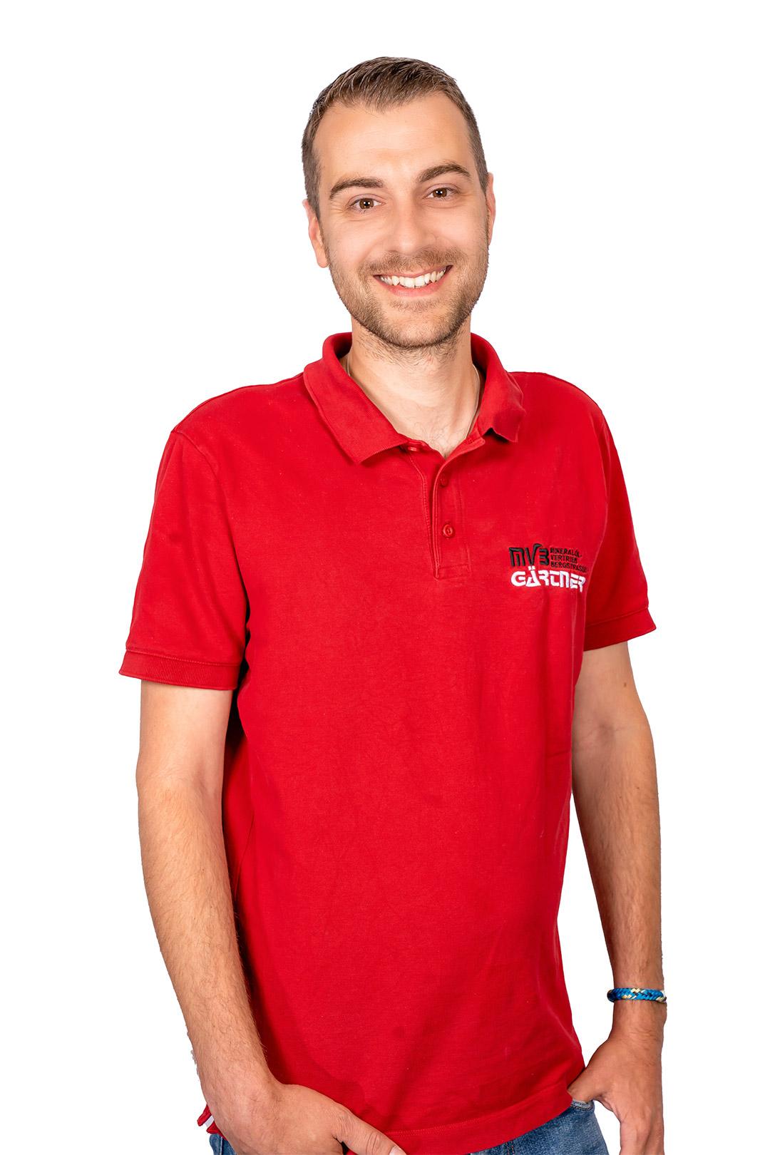 Eric Engelhardt   Assistent der Geschäftsführung