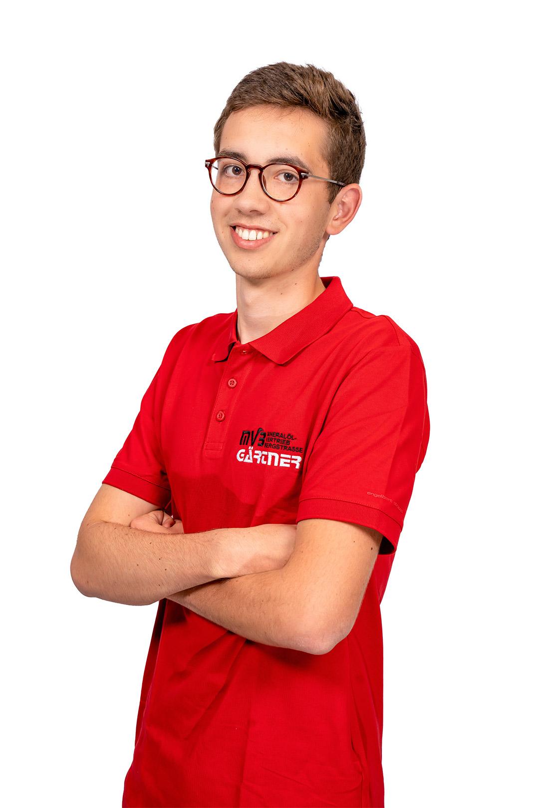 Luca Heuss   Kaufmann für Spedition und Logistikdienstleitung