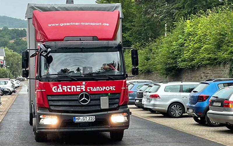 Gärtner Transport hilft